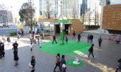街なかアートイベント2013|駅前のオープンスペースを発表の場へ