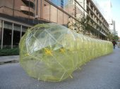 街なかアートイベント2012 ニコニコ来々ドーム