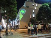 小規模なプロジェクトで、街なかでのアートシーンに新たな息吹を!|商店街のアートイベント